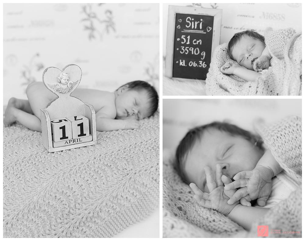 Nyfødt 10 dager bilder