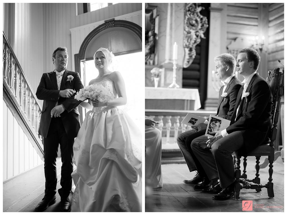 Bryllup Marianne og Steinar