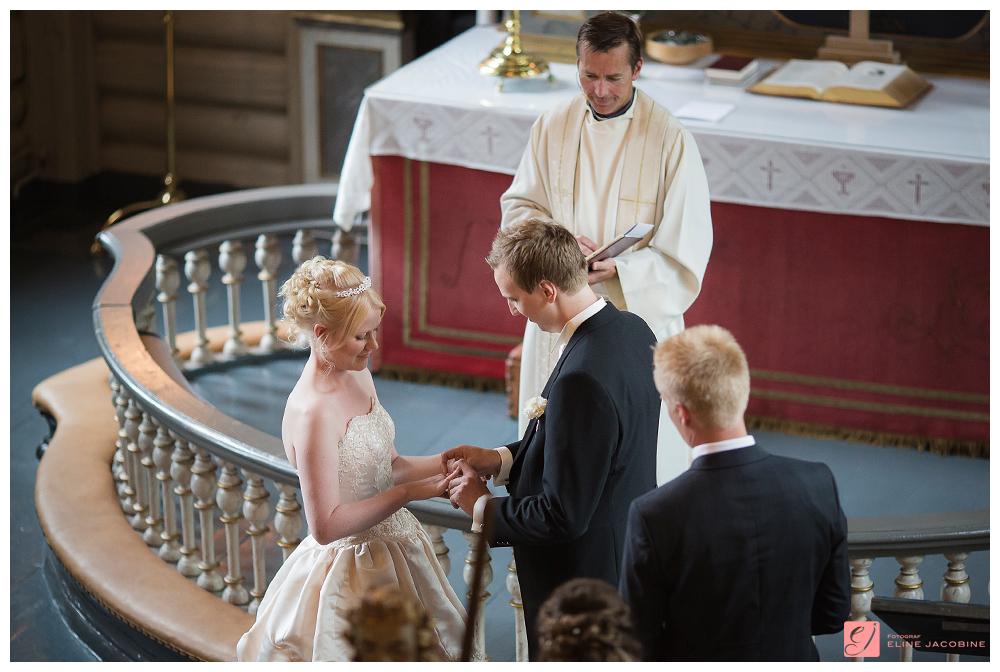Bryllupsfotografering Drøbak