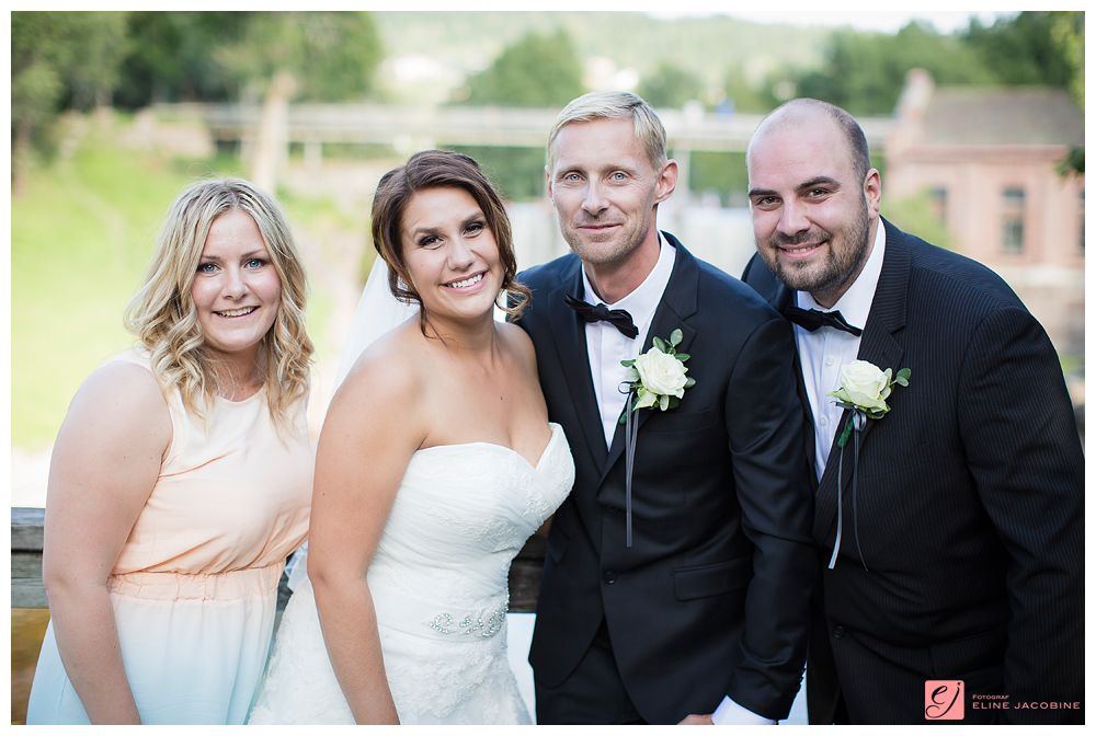 Bryllupsbilder Frysja