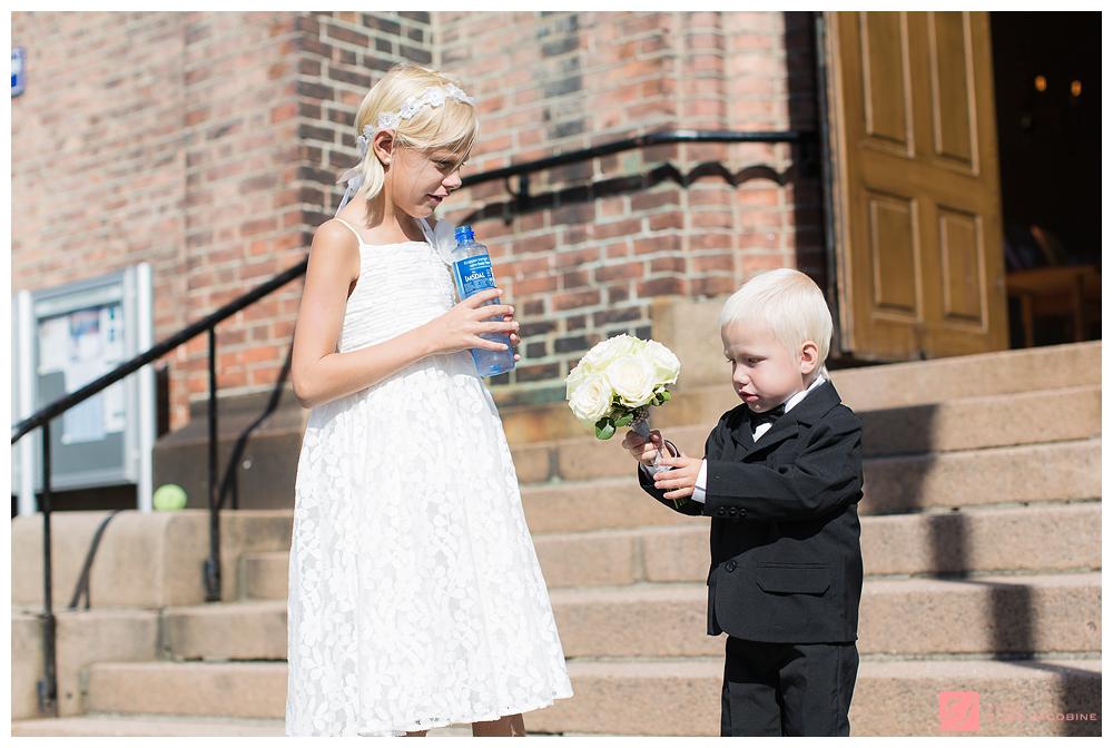 Dokumentarisk bryllupsfotografering