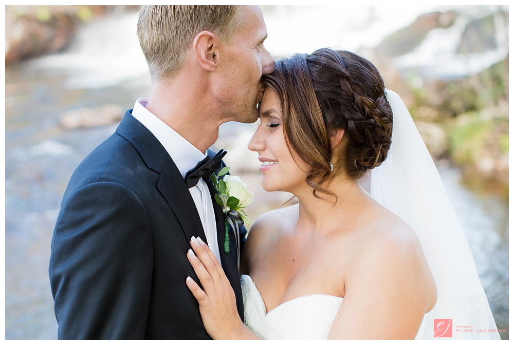 Bryllupsbilder Frysja Oslo