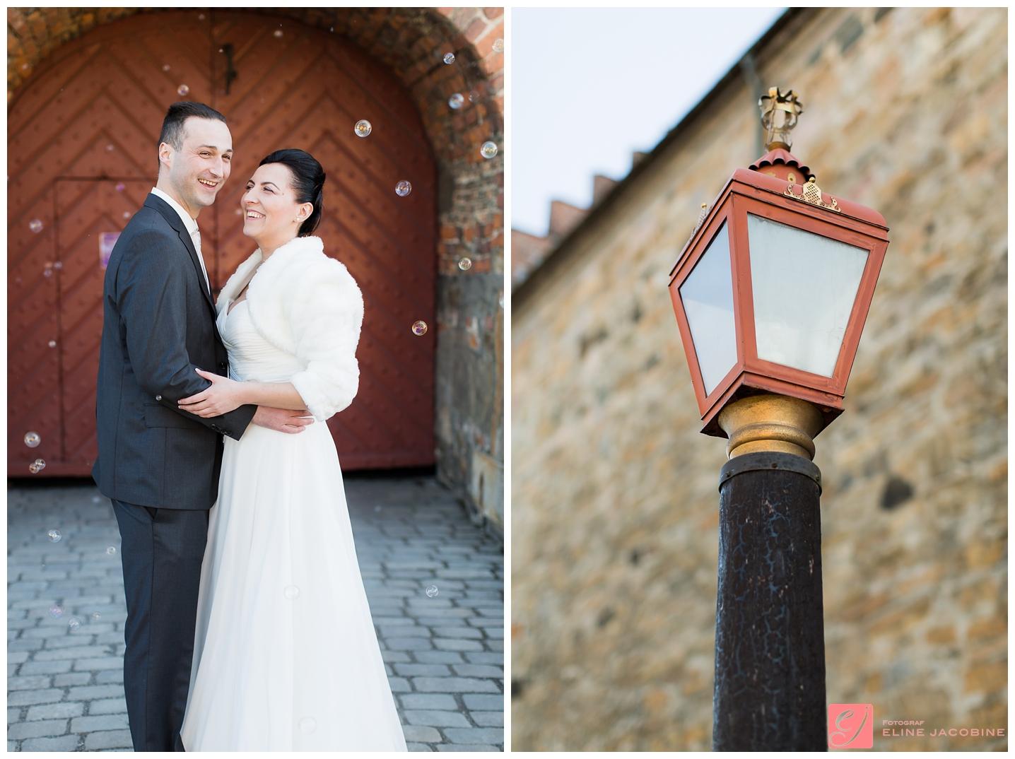 Akershus festnig bryllupsbilder