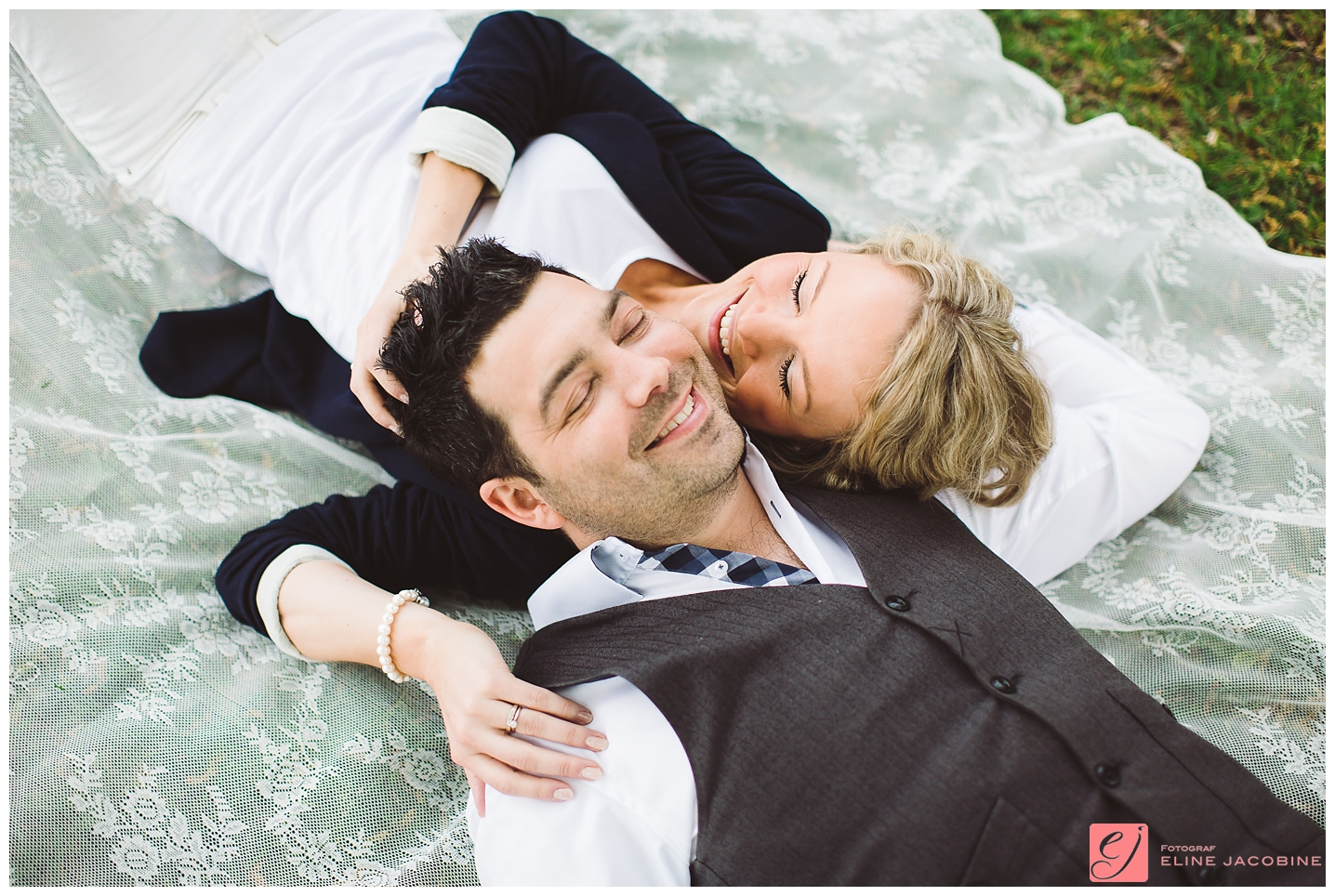 Picnic forlovelsesbilder Drøbak