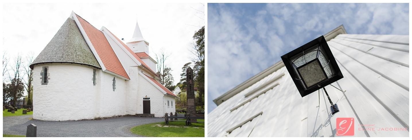 Fotograf Vielse Fjære kirke