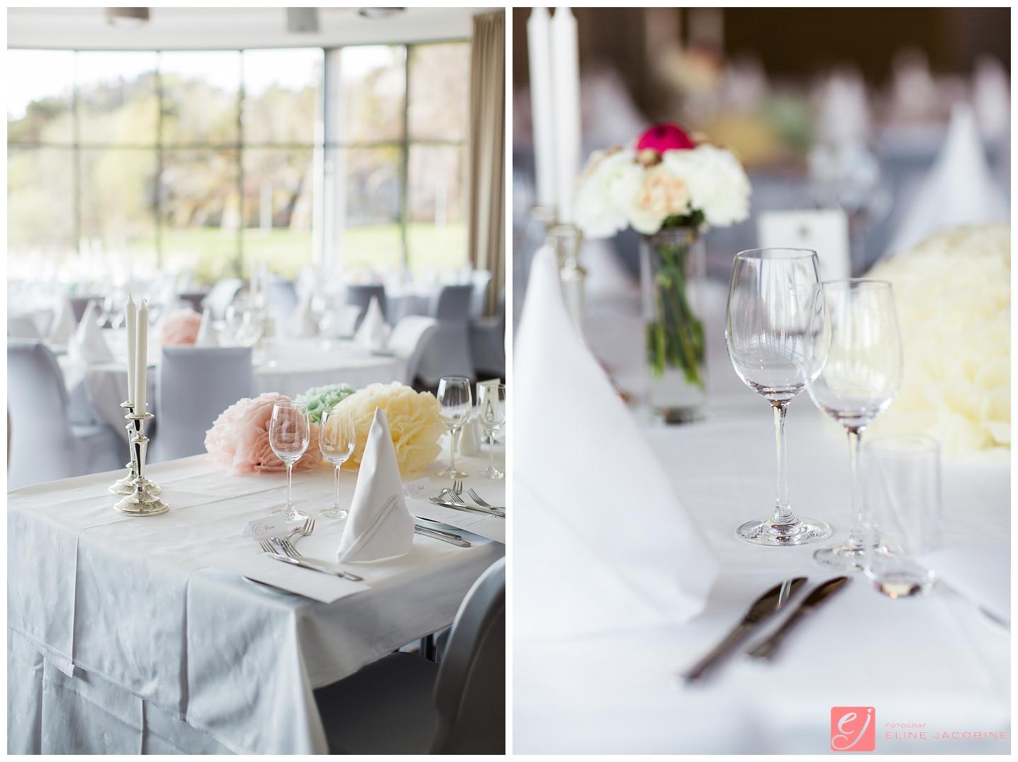 Bord Strand Hotell bryllup