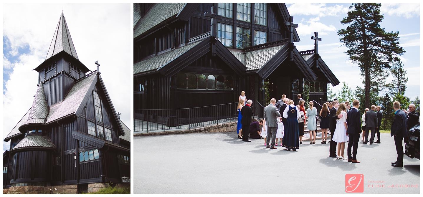 Bryllupsfotografering Bogstad Gård Oslo