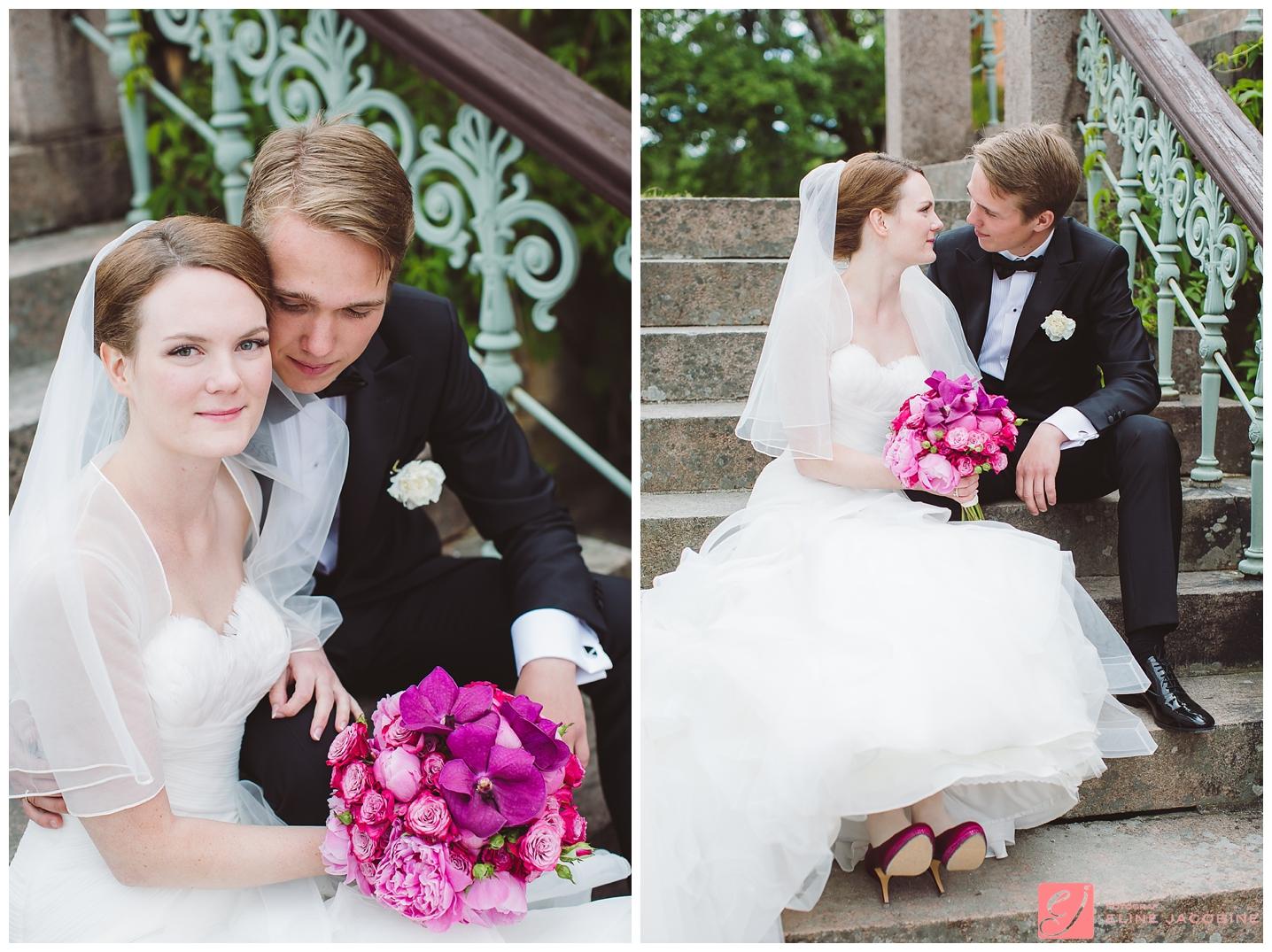 Bryllupsfotografering Bogstad Gård