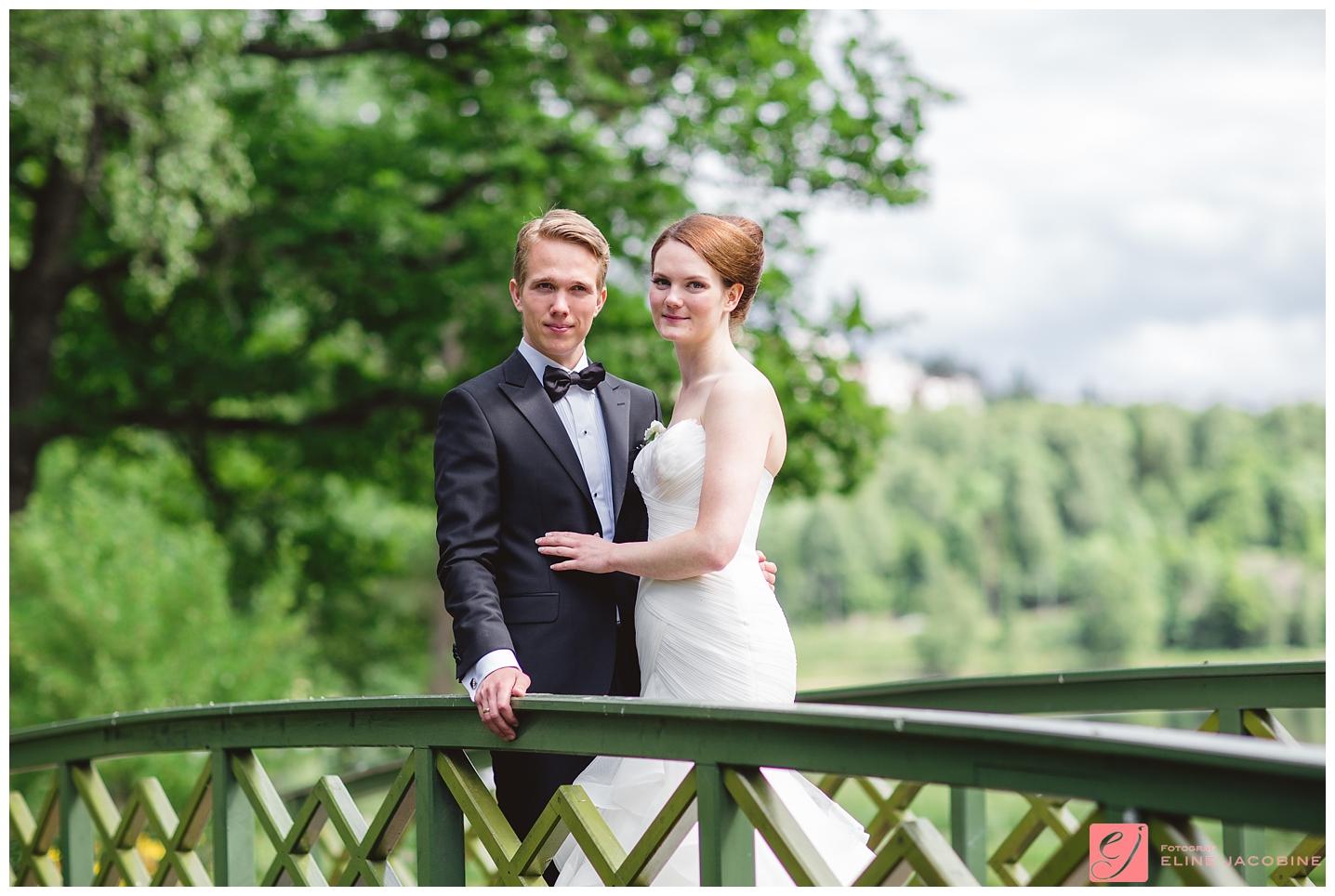 Bryllupsfotografering Holmenkollen og Bogstad Gård