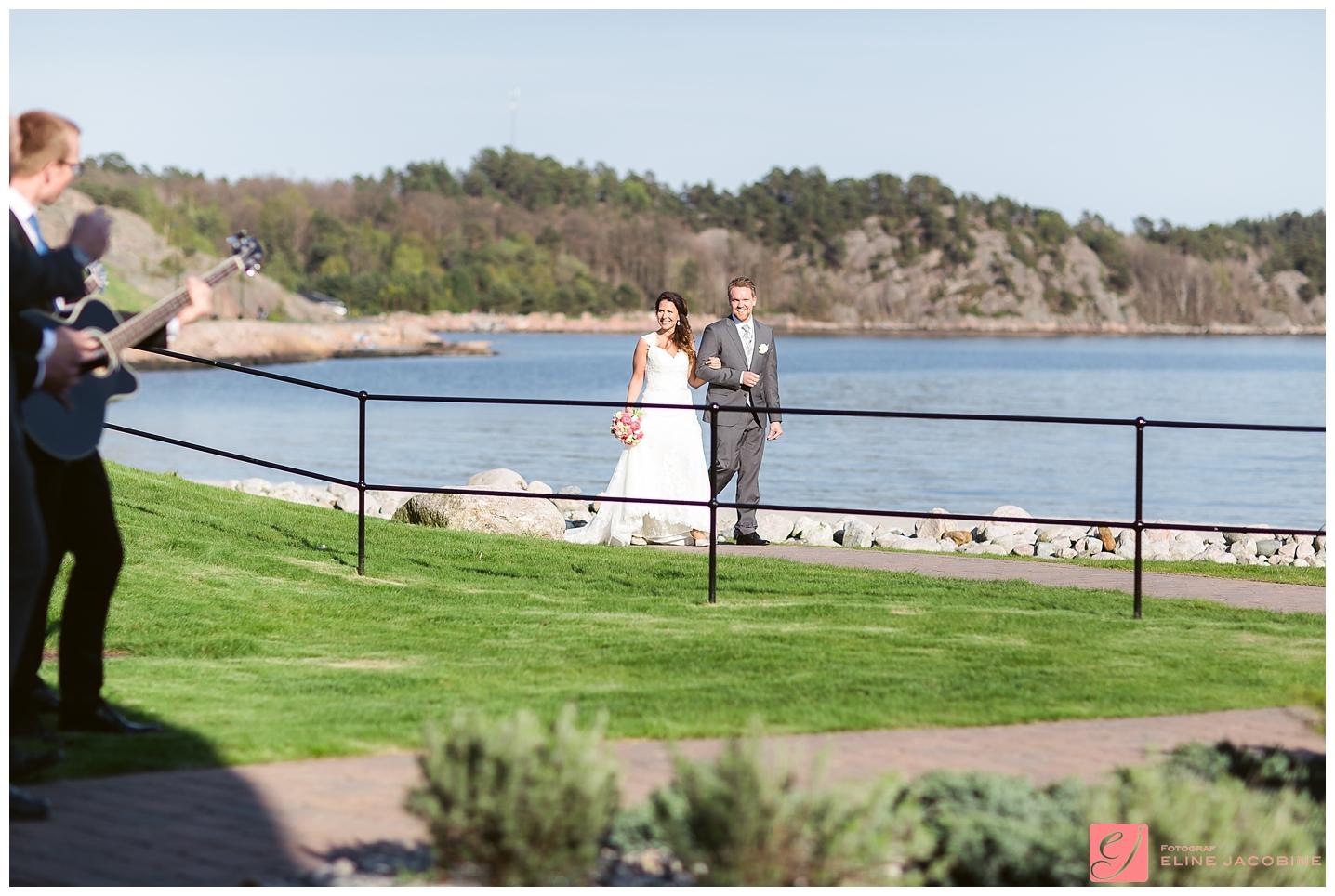 Bryllupsfotograf Strand Hotell Fevik