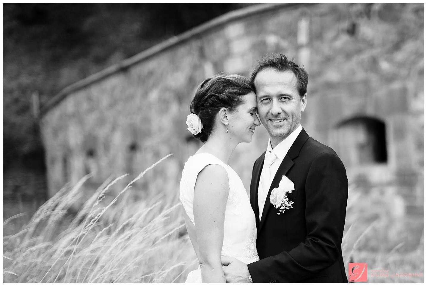 Bryllupsfotografering Drøbak Oscarsborg