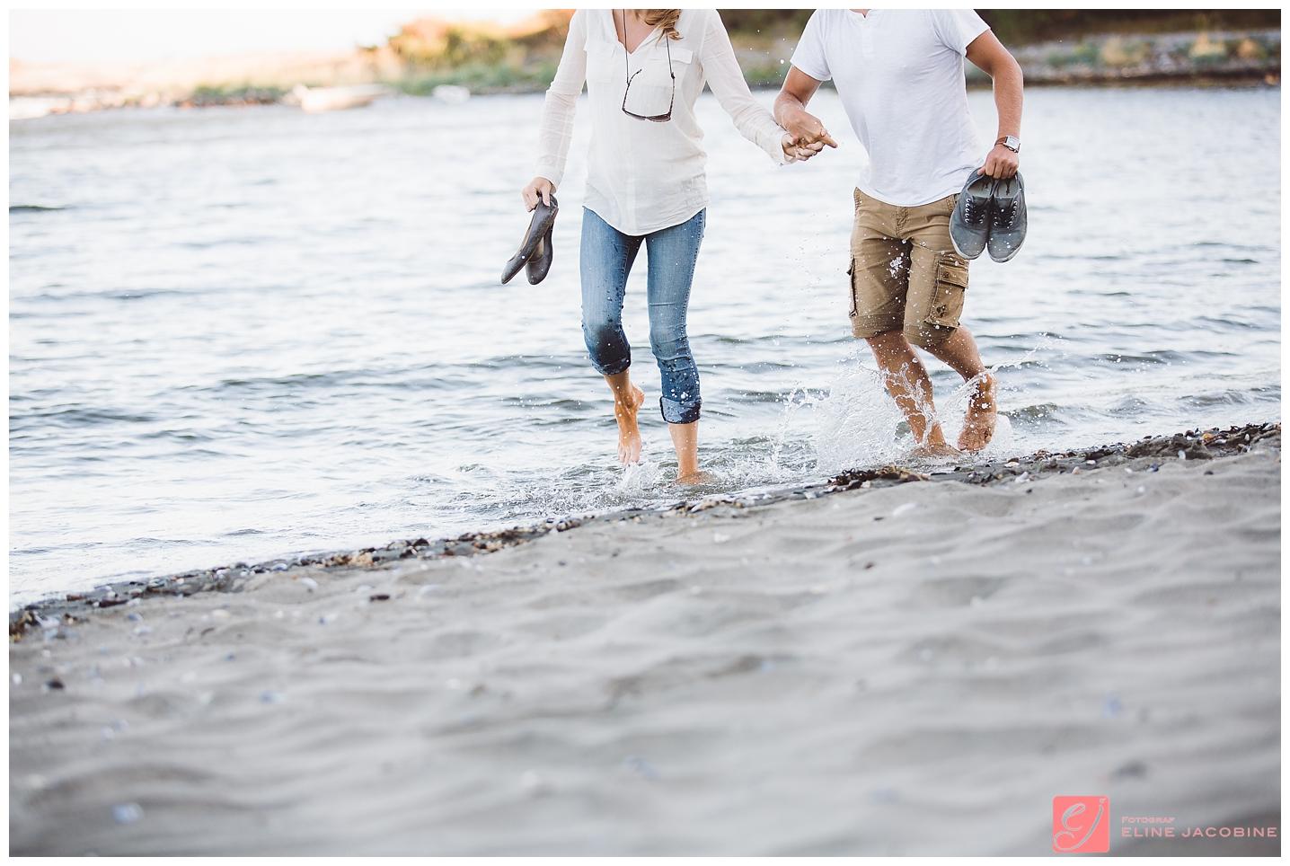 Kjærestebilder på Hvaler naturlige bilder