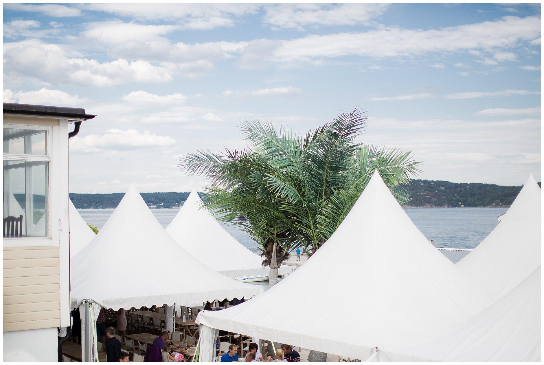 Bryllups bilder Drøbak Villa Malla