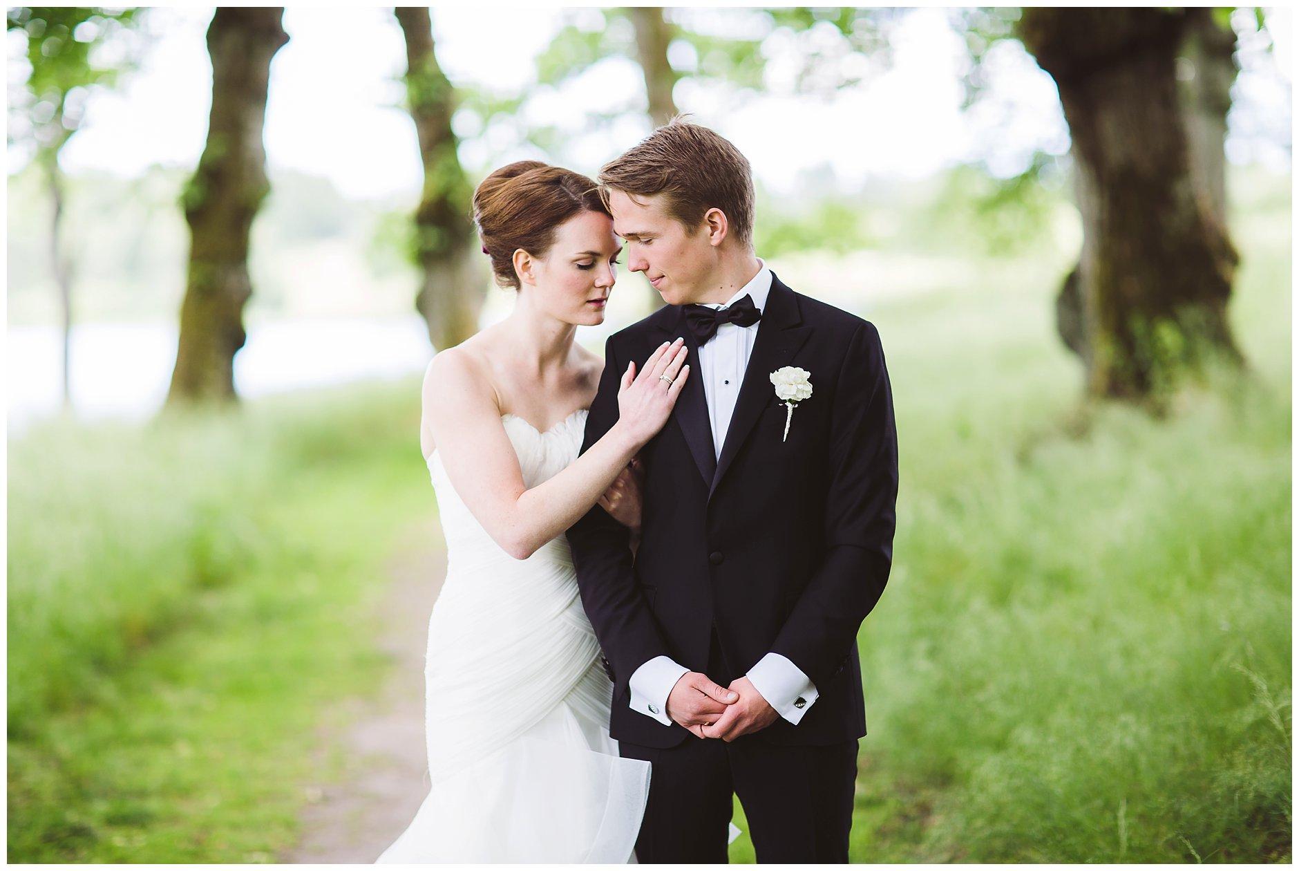Bryllupsbilder ekte følelser