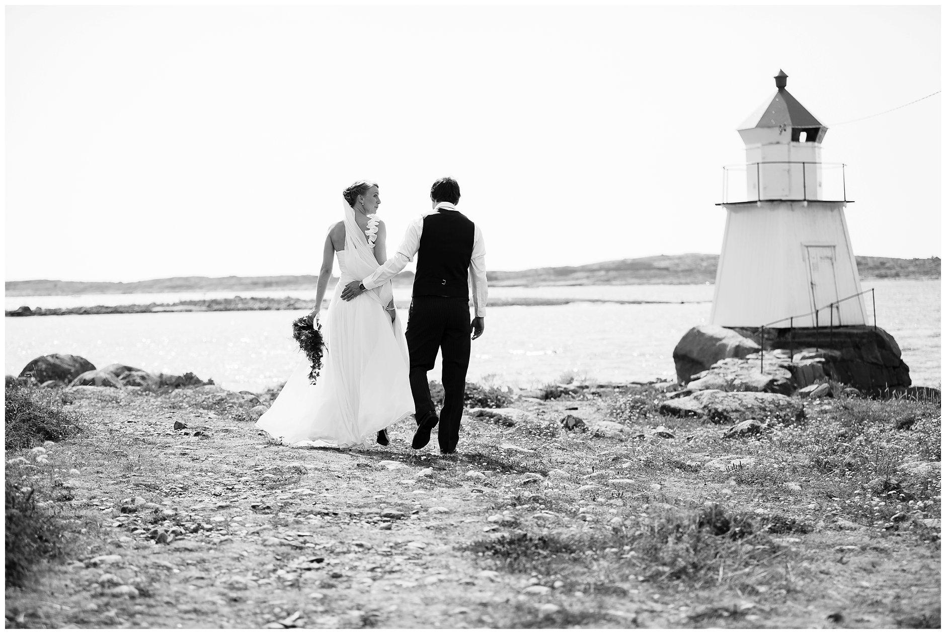 Bryllupsbilder Hvaler