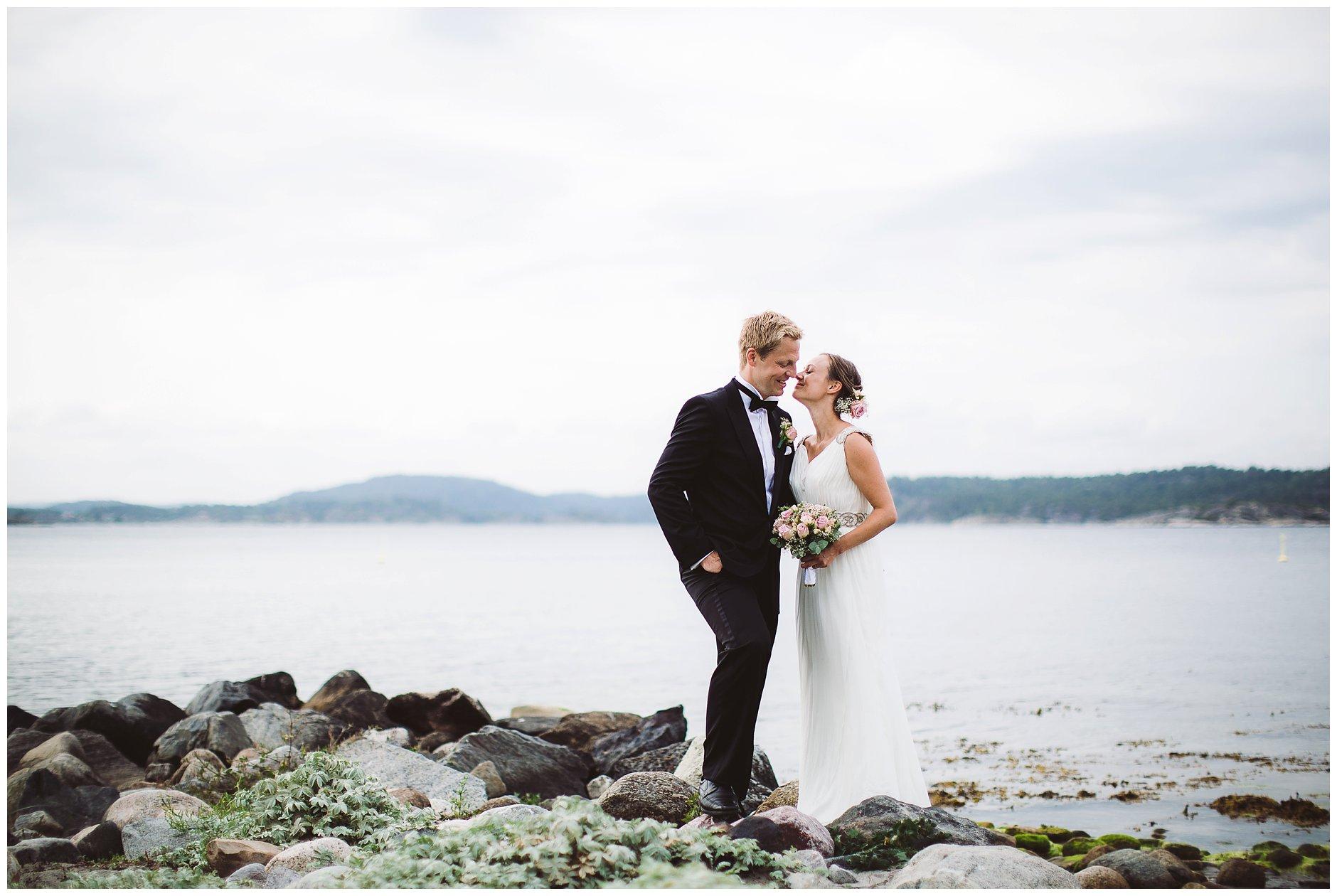 Bryllup på Jomfruland