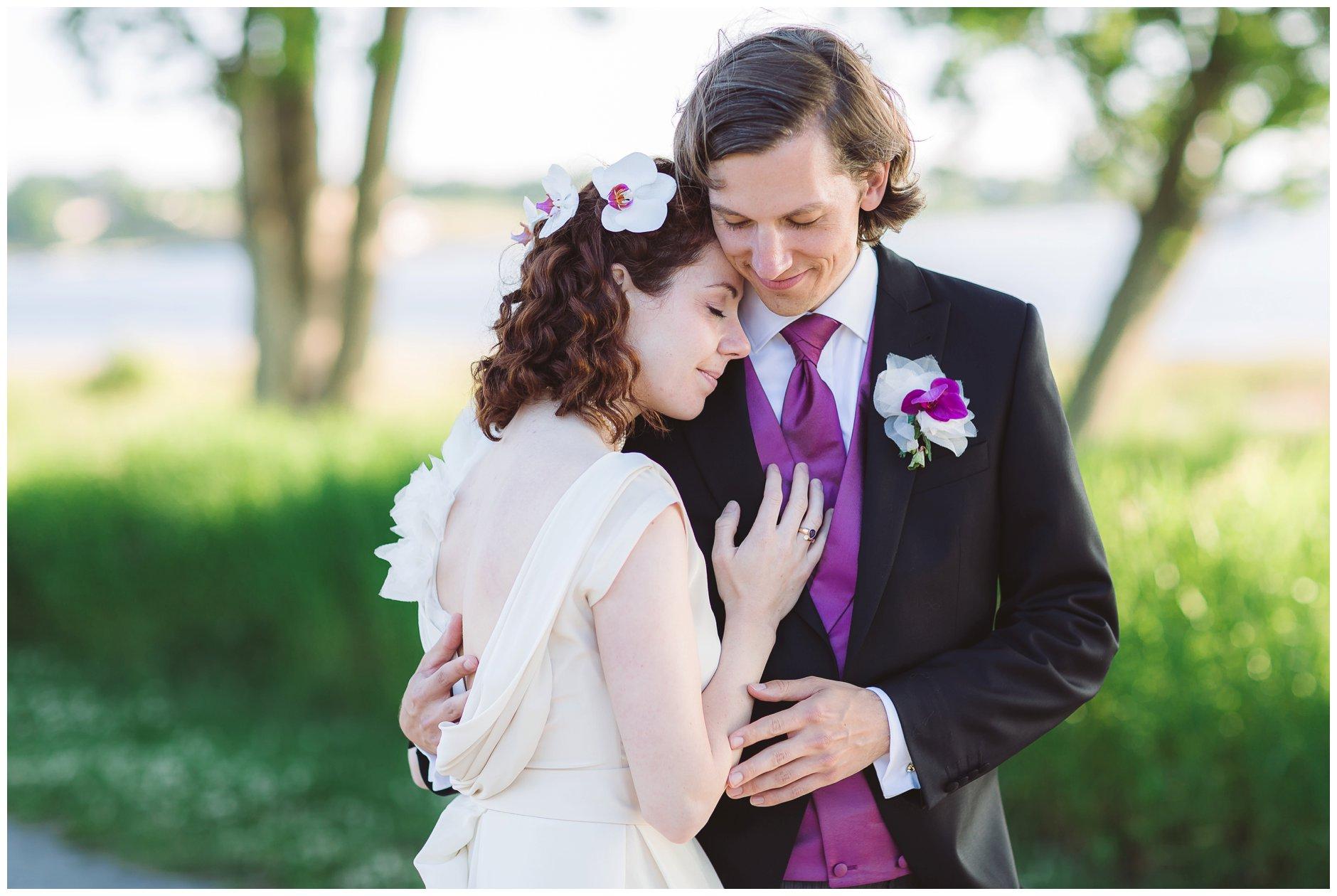Bryllup på Refsnes Gods