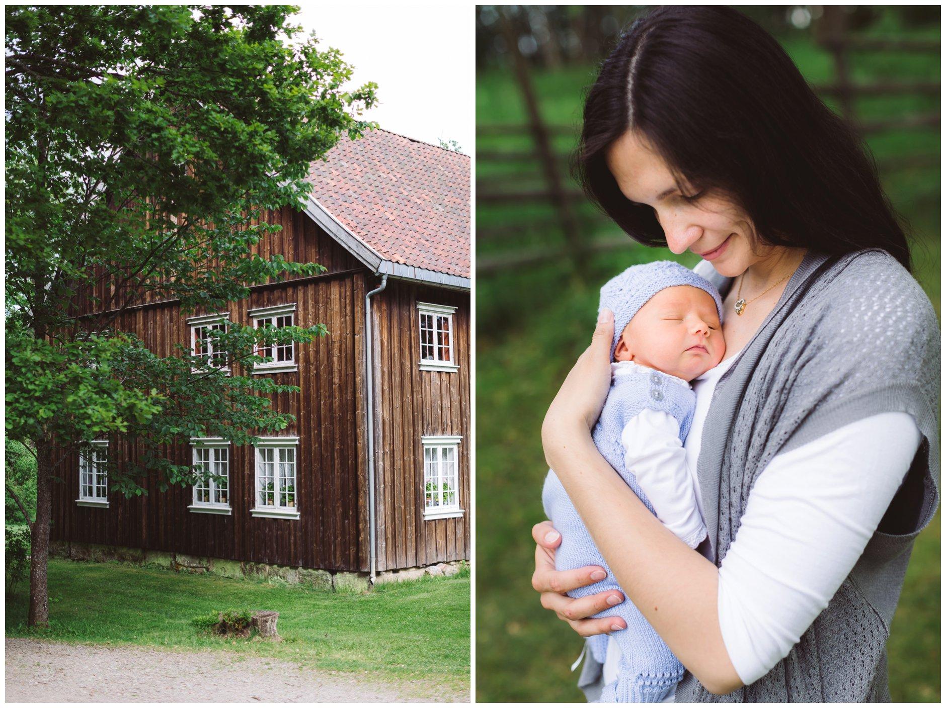 Fotograf-Eline-Jacobine-Utendørs-nyfødtfotografering-Sander_0008