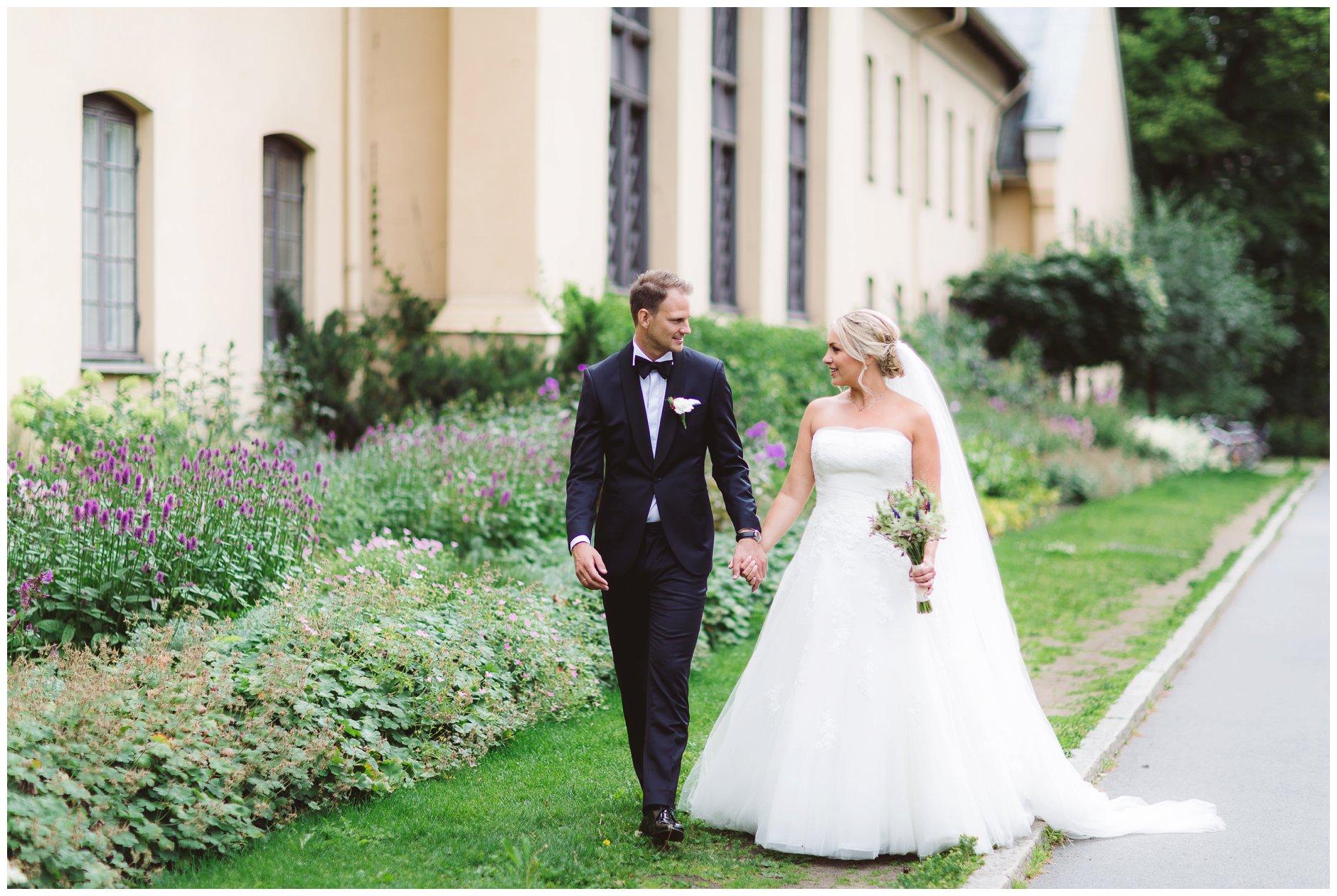 Villa Eckbo bryllup