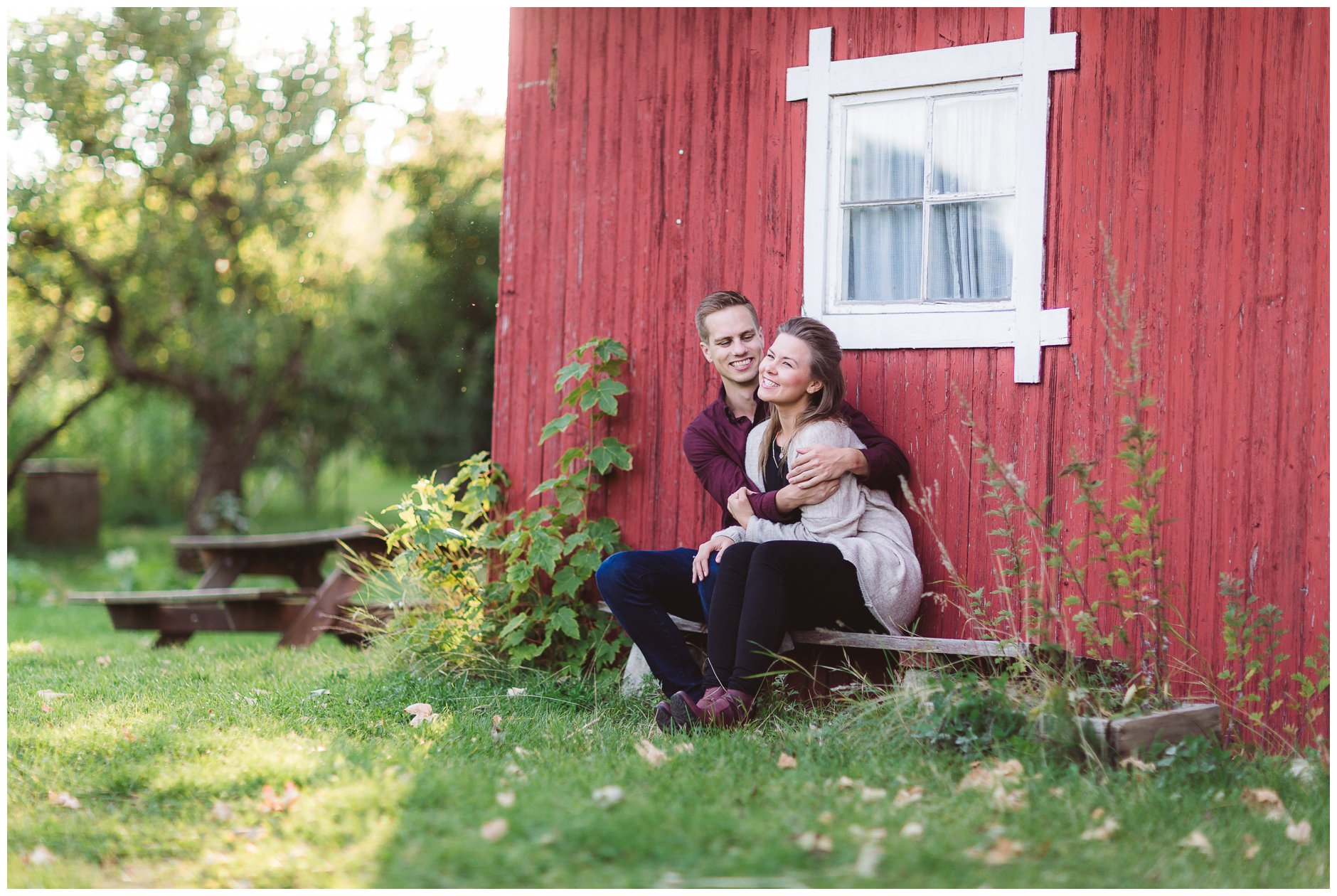 Kjærestefotografering i Oslo