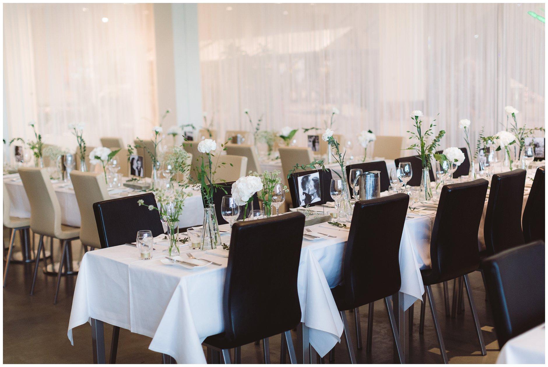 Bryllups tips borddekorasjoner med bilder