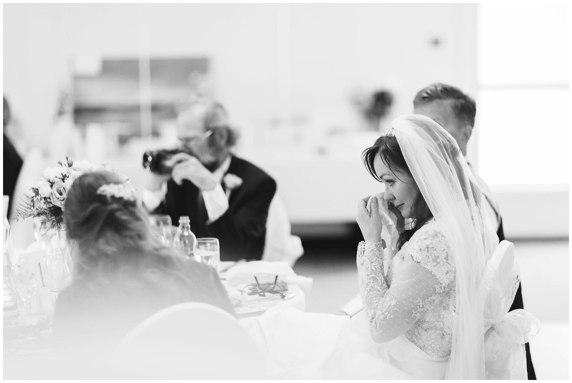 Rørende tale i bryllup på Tjøme