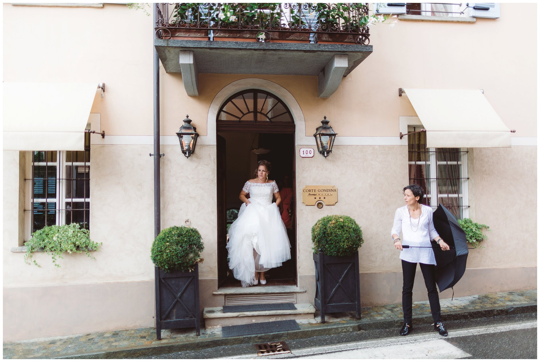 Bryllup Italia La Morra