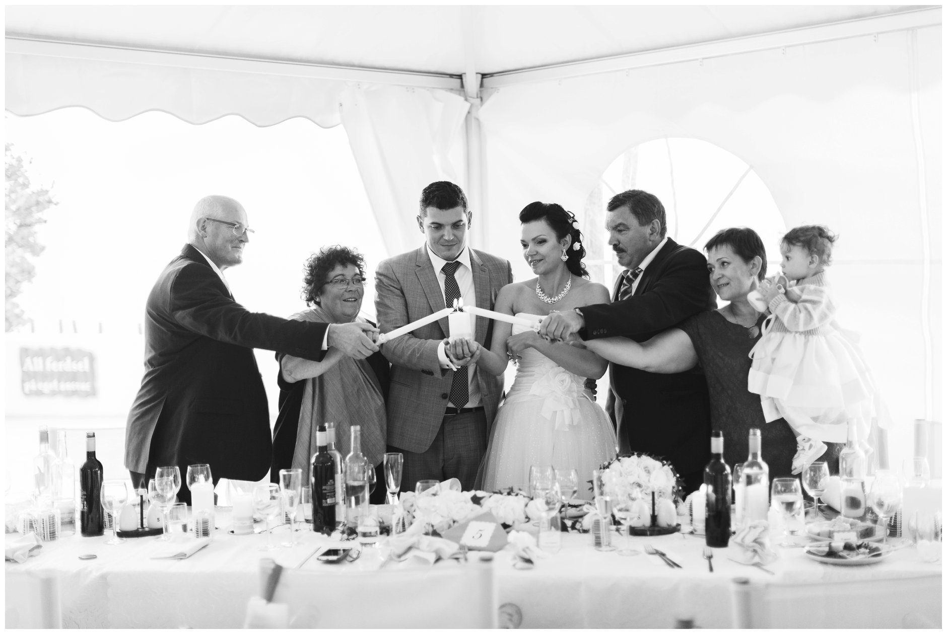 Villa Malla bryllup