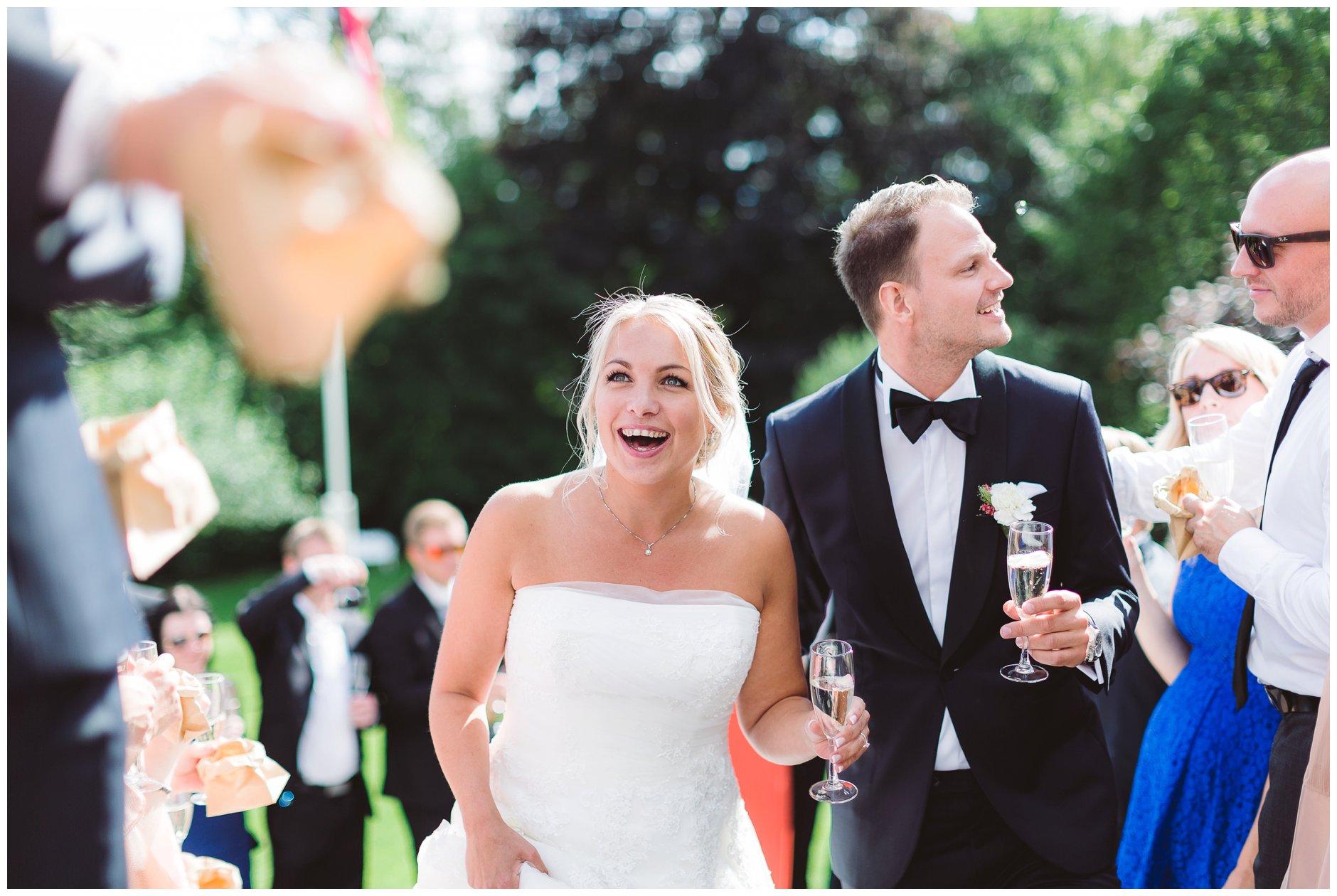 Fagerborg kirke Villa Eckbo bryllup