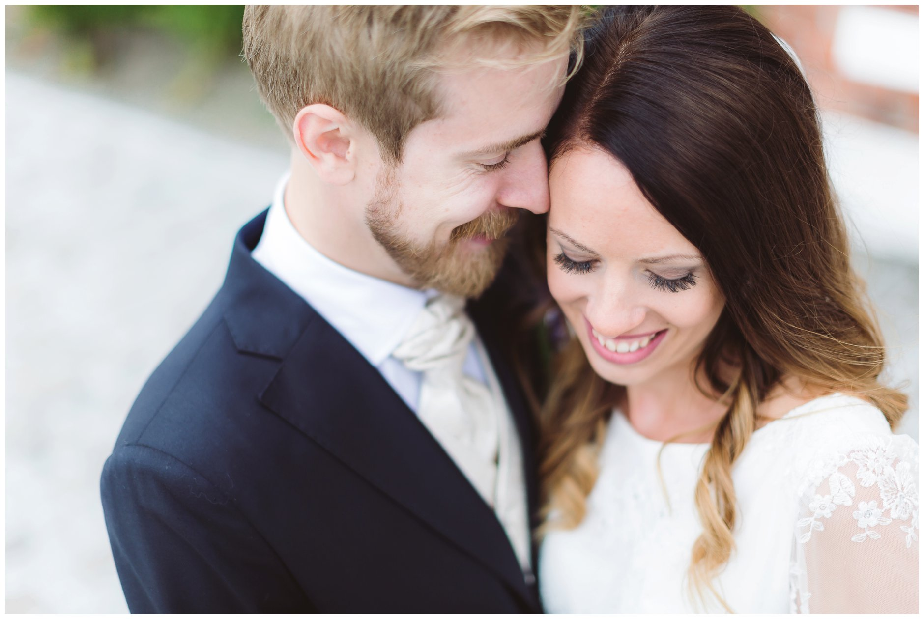 Bryllupsfotografering i Drøbak og Ås