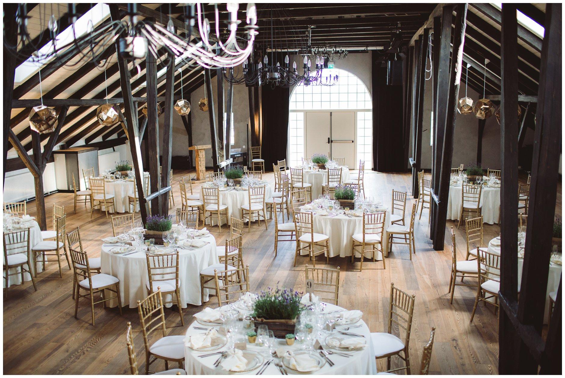 Bryllup på Glenne gård designet av Glennewedding