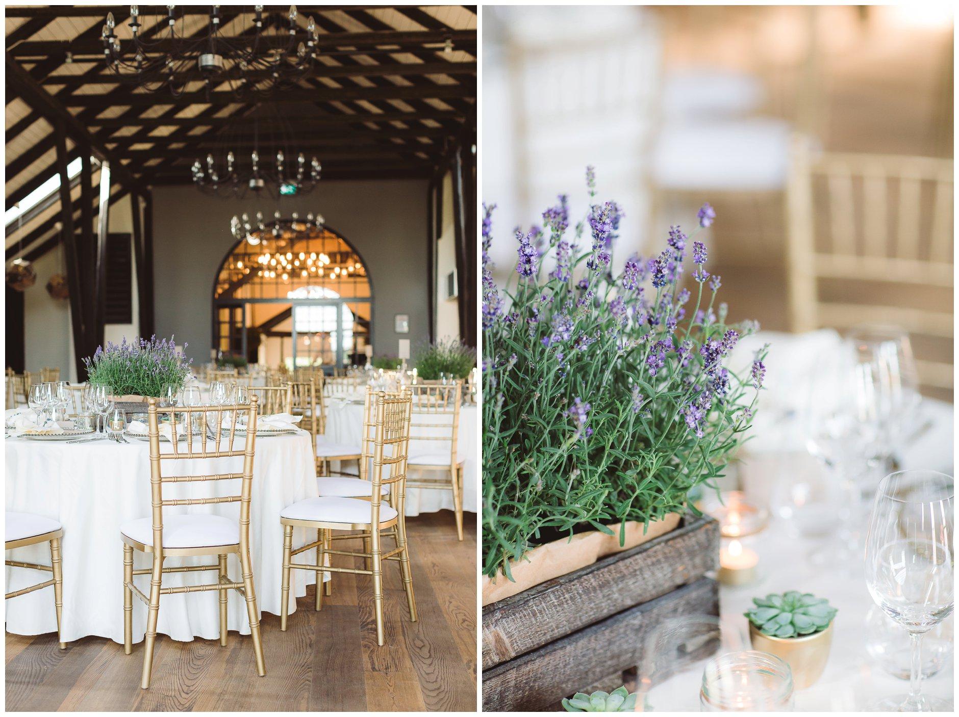 Bryllup på Glenne gård designet av Glennewedding Oslo